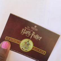 Harry Potter tour time