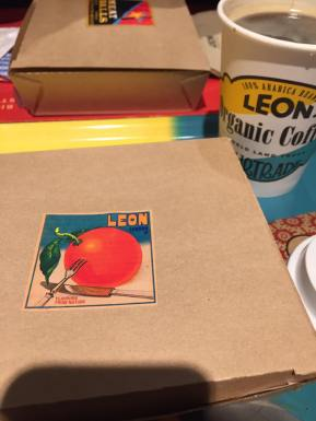 First official LEON trip with Jade-Louise!